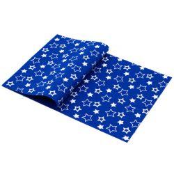 Filclap mintás A4, blue star