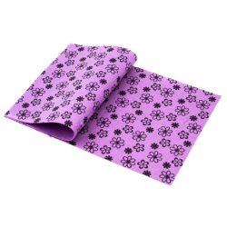 Filclap mintás A4, purple flower