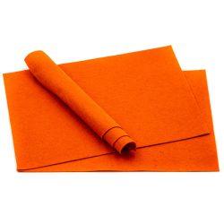 Filc puha A4, neon narancs