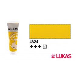 Lukas Cryl Terzia akrilfesték, 125ml Indian Yellow