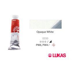 Lukas Terzia olajfesték, 37ml Opaque White