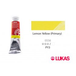 Lukas Terzia olajfesték, 37ml Lemon Yellow (Primary)