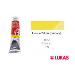 Lukas Terzia olajfesték, 37ml Lemon Yellow (Primary)