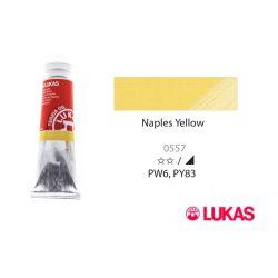 Lukas Terzia olajfesték, 37ml Naples Yellow
