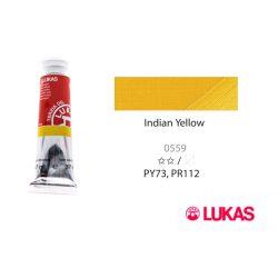 Lukas Terzia olajfesték, 37ml Indian Yellow