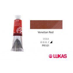Lukas Terzia olajfesték, 37ml Venetian Red