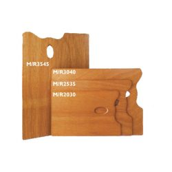 Paletta fából, szögletes 20x30cm MABEF