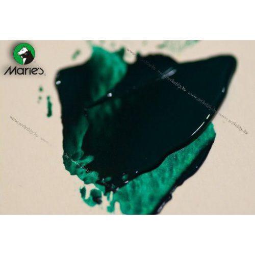 Maries akril 120ml, 558 Phatalo Green - olajzöld