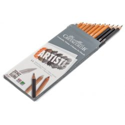 Cretacolor Artist Studio vázlatceruza, készlet 11db/készlet