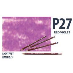 Derwent pasztell ceruza  RED VIOLET 2300256/P270