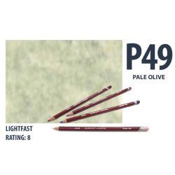Derwent pasztell ceruza  PALE OLIVE 2300278/P490