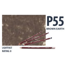 Derwent pasztell ceruza BROWN EARTH 2300284/P550