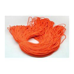 Paracord zsinór, narancssárga, 2mm