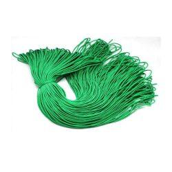 Paracord zsinór, zöld, 2mm