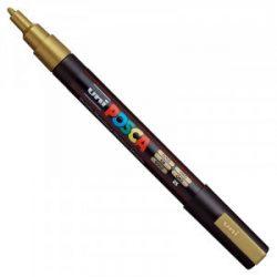 UNI POSCA PC-3M arany (0,9-1,3mm)