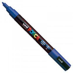UNI POSCA PC-3M kék (0,9-1,3mm)