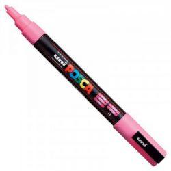 UNI POSCA PC-3M rózsaszín (0,9-1,3mm)