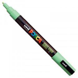 UNI POSCA PC-3M világos zöld (0,9-1,3mm)