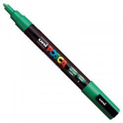 UNI POSCA PC-3M zöld (0,9-1,3mm)