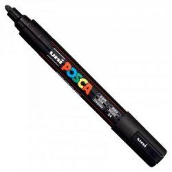 UNI POSCA PC-5M fekete (1,8-2,5mm)