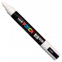 UNI POSCA PC-5M fehér (1,8-2,5mm)