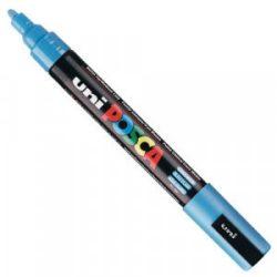 UNI POSCA PC-5M világos kék (1,8-2,5mm)