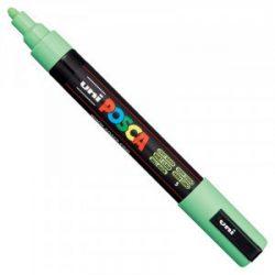 UNI POSCA PC-5M világos zöld (1,8-2,5mm)