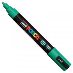 UNI POSCA PC-5M zöld (1,8-2,5mm)