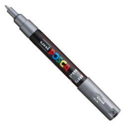 UNI POSCA PC-1M ezüst (0,7-1mm)