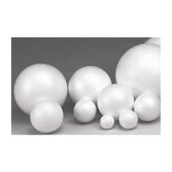 Polisztirol gömb 8 cm-es