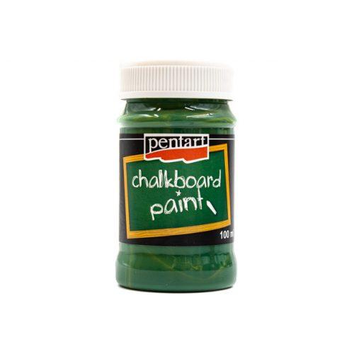 Táblafesték 100 ml zöld