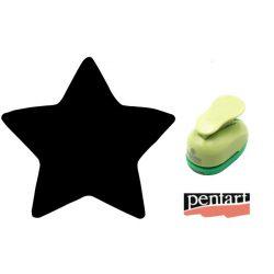 Formalyukasztó 25 mm, Csillag