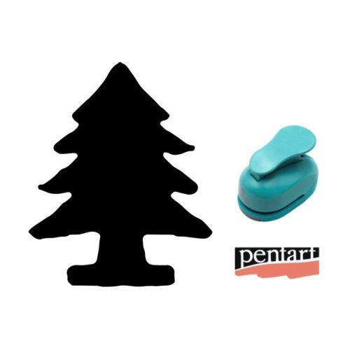 Formalyukasztó 38 mm, Fenyőfa
