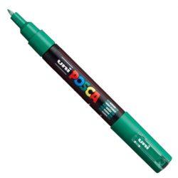 UNI POSCA PC-1M zöld (0,7-1mm)