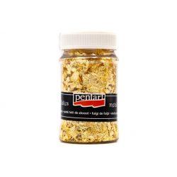 Füstfólia pehely arany1 M7 100 ml
