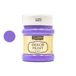 Pentart dekorfesték lágy 230 ml lila