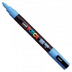 UNI POSCA PC-3M égszínkék (0,9-1,3mm)