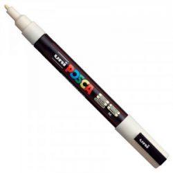 UNI POSCA PC-3M elefántcsont (0,9-1,3mm)