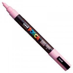UNI POSCA PC-3M világos rózsaszín (0,9-1,3mm)