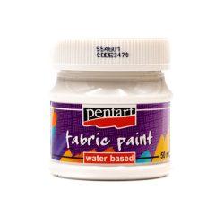 Textilfesték 50 ml fehér