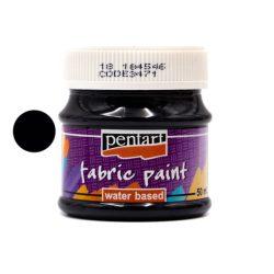 Textilfesték 50 ml fekete