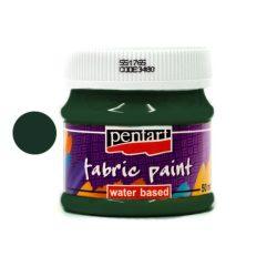 Textilfesték 50 ml fenyőzöld