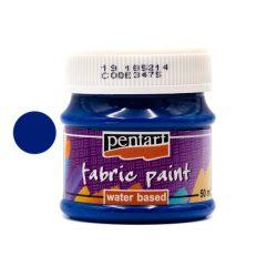 Textilfesték 50 ml kék