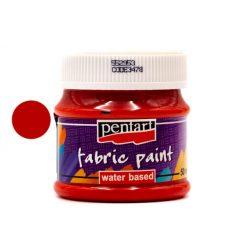 Textilfesték 50 ml piros