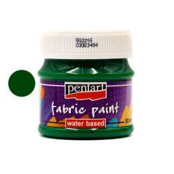 Textilfesték 50 ml zöld