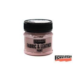 Textilfesték és bőrfesték, 50 ml viktoriánus rózsaszín