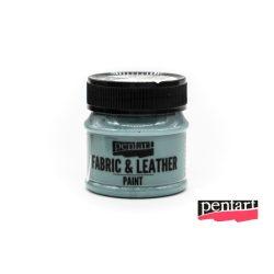 Textilfesték és bőrfesték, 50 ml country kék