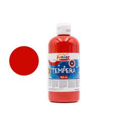 Pentart tempera festék 500 ml piros