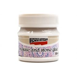 Pentart mozaik és kavicsragasztó 50 ml