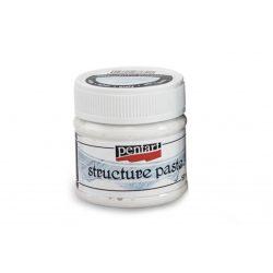 Struktúrpaszta 50 ml fehér 0009